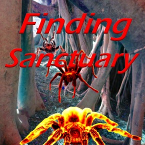 """Fractured Fragment Friday: """"FindingSanctuary"""""""